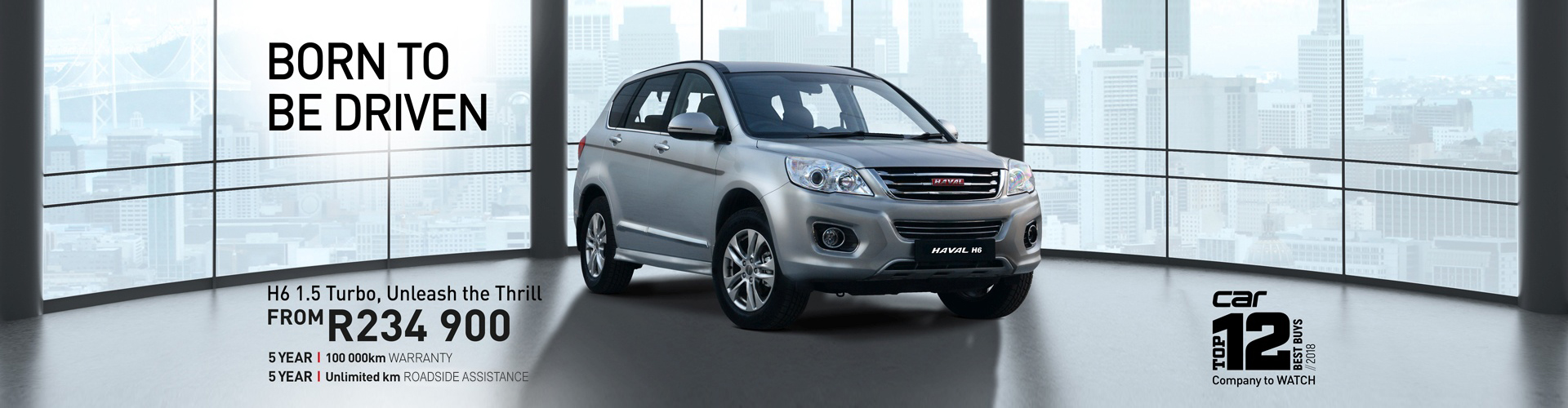 Haval Born To Be Driven